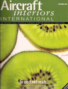 AIRCRAFT INTERIORS INTERNATIONAL - September 2006